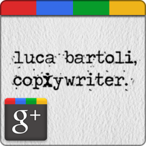copy writer milano google
