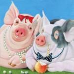 pubblicita perle ai porci