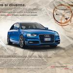 pubblicita Audi Prima Scelta Plus