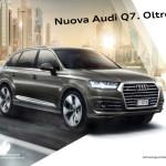 pubblicita Audi Q7