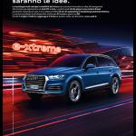 Pubblicità Audi e tron